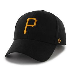 Adult '47 Brand Pittsburgh Pirates MVP Adjustable Cap