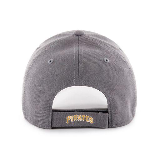 Adult '47 Brand Pittsburgh Pirates MVP Adjustable Cap