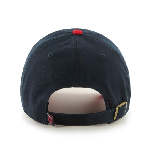 Adult '47 Brand Minnesota Twins Clean Up Adjustable Cap