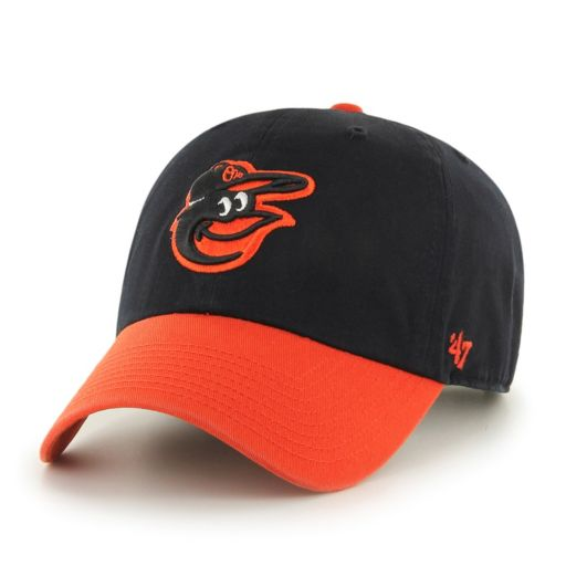 Adult '47 Brand Baltimore Orioles Clean Up Adjustable Cap