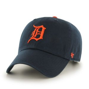 Adult '47 Brand Detroit Tigers Clean Up Adjustable Cap