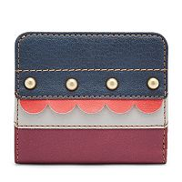 Relic Takeaway Scalloped Bifold Wallet
