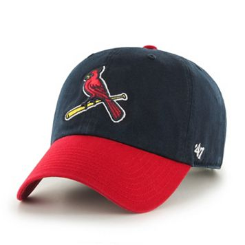 Adult '47 Brand St. Louis Cardinals Clean Up Adjustable Cap