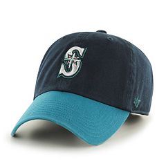 Adult '47 Brand Seattle Mariners Clean Up Adjustable Cap