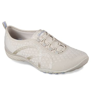 Skechers Relaxed Fit Breathe Easy Fortune-Knit Women s Slip-On Shoes c99c59ebad