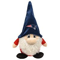 Forever Collectibles New EnglandPatriots Plush Team Gnome