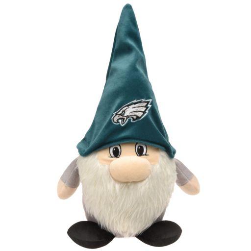 Forever Collectibles Philadelphia Eagles Plush Team Gnome