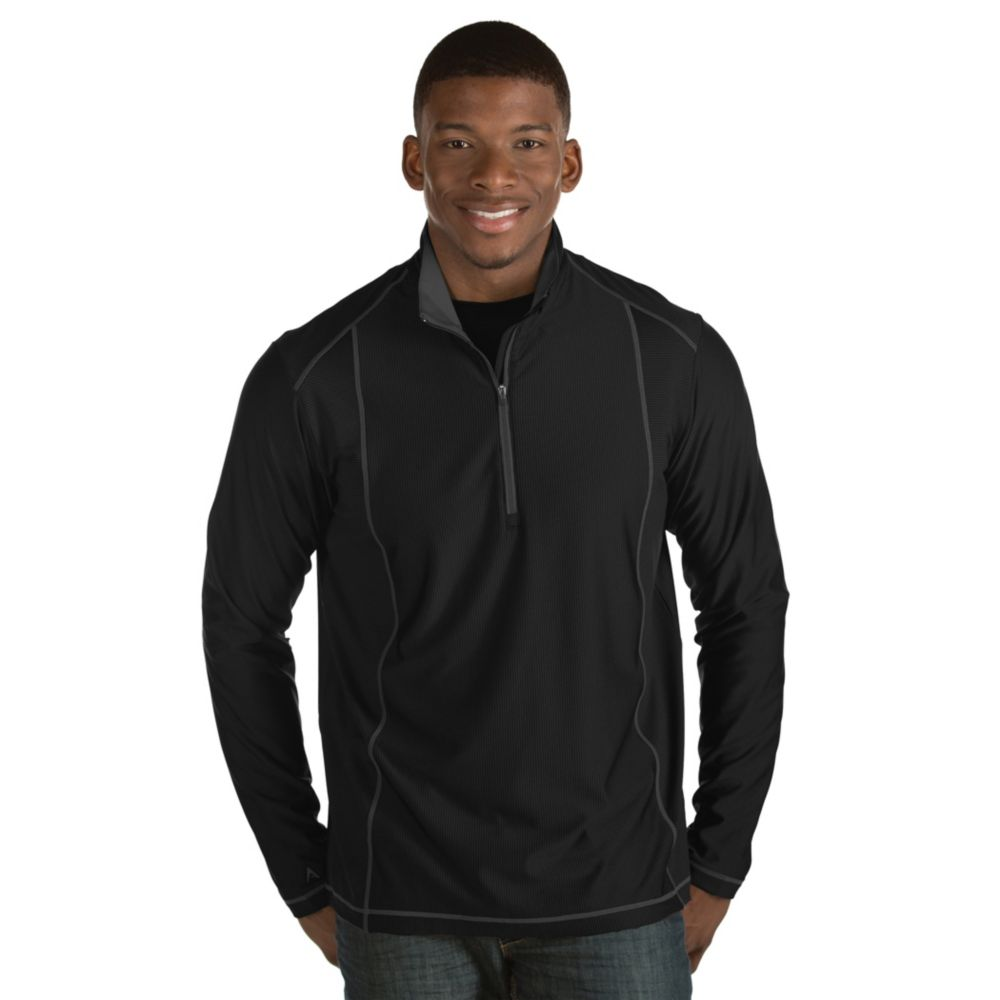 Antigua Tempo Classic-Fit Half-Zip Pullover Sweater