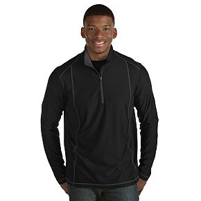 Men's Antigua Tempo Classic-Fit Half-Zip Pullover Sweater