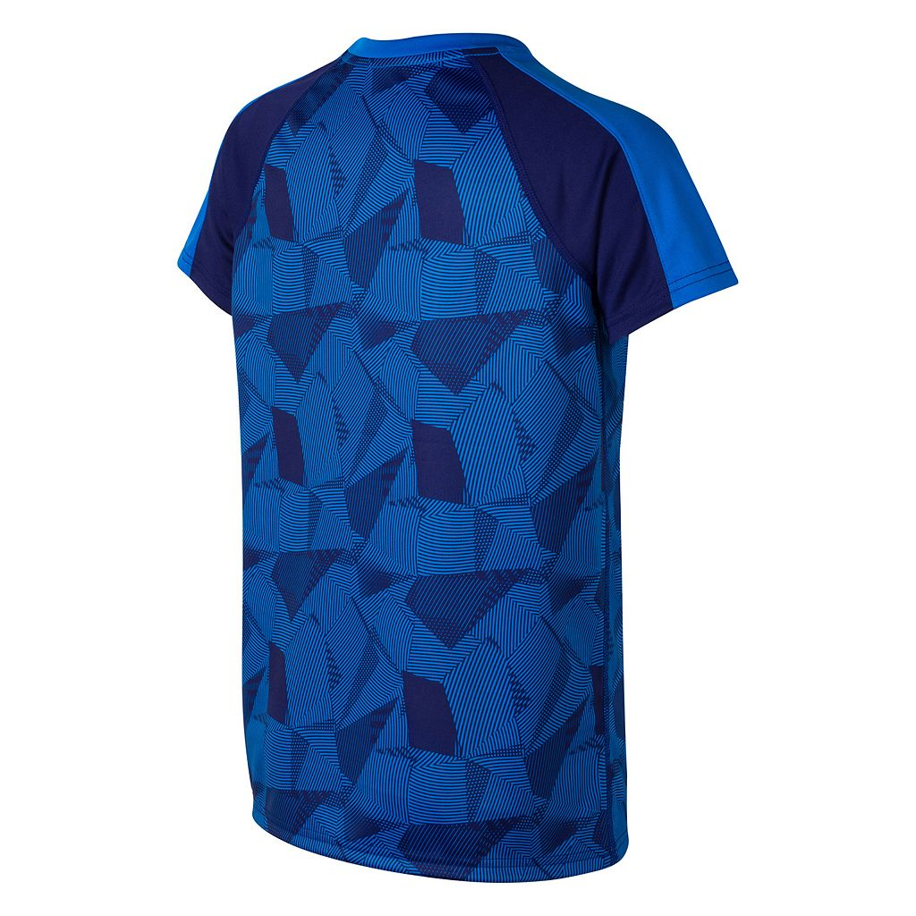 Boys 4-7 New Balance Abstract Print Tee