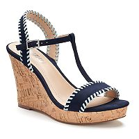 Style Charles by Charles David Layla Women's Wedge Sandals