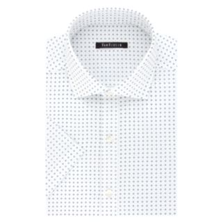 Men's Van Heusen Fresh Defense Slim-Fit Dress Shirt