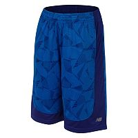 Boys 4-7 New Balance Abstract Print Performance Shorts