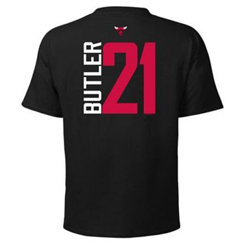 Boys 8-20 Majestic Chicago Bulls Jimmy Butler Player Tee