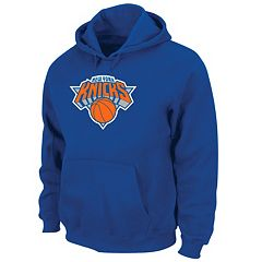 Big & Tall Majestic New York Knicks Pullover Hoodie