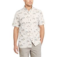Men's Chaps Classic-Fit Outdoor Performance Button-Down Shirt