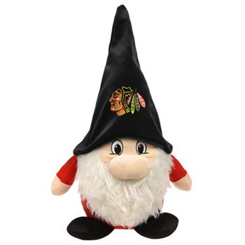 Forever Collectibles Chicago Blackhawks Plush Team Gnome