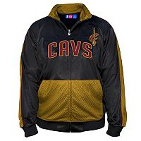 Boys 8-20 Majestic Cleveland Cavaliers Tricot Track Jacket