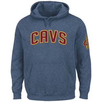 Boys 8-20 Majestic Cleveland Cavaliers Fleece Pullover Hoodie