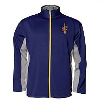 Big & Tall Majestic Cleveland Cavaliers Full-Zip Fleece