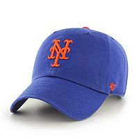 Adult '47 Brand New York Mets Clean Up Adjustable Cap