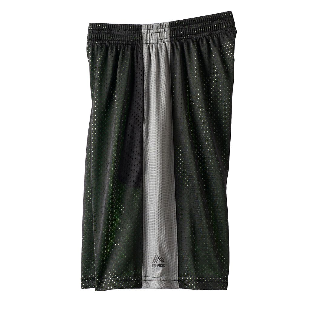 Boys 8-20 RBX Colorblock Shorts