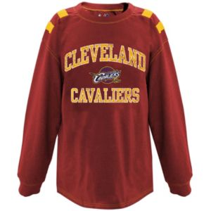 Boys 8-20 Majestic Cleveland Cavaliers Shoulder Panel Tee