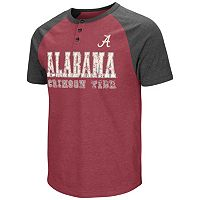 Men's Campus Heritage Alabama Crimson Tide Spotter Henley