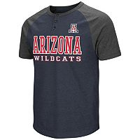Men's Campus Heritage Arizona Wildcats Spotter Henley
