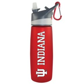 Indiana Hoosiers Frosted Water Bottle