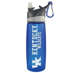 Kentucky Wildcats Frosted Water Bottle