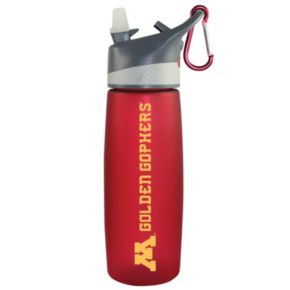 Minnesota Golden Gophers Frosted Water Bottle
