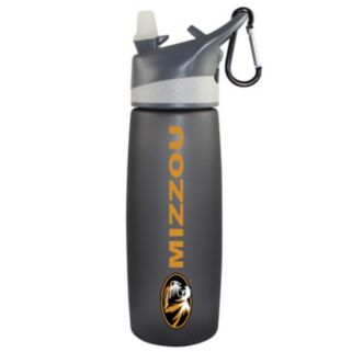 Missouri Tigers Frosted Water Bottle
