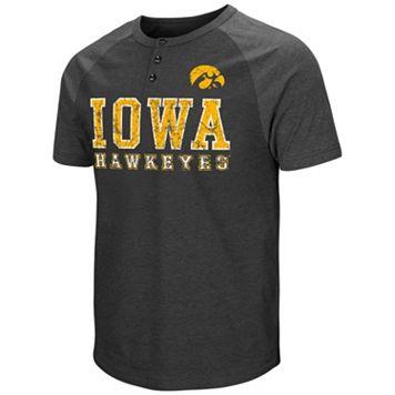 Men's Campus Heritage Iowa Hawkeyes Spotter Henley