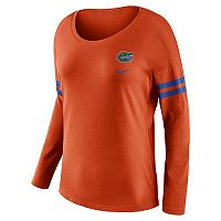 Women's Nike Florida Gators Tailgate Long-Sleeve Tee