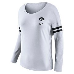 Women's Nike Iowa Hawkeyes Tailgate Long-Sleeve Tee
