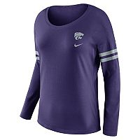 Women's Nike Kansas State Wildcats Tailgate Long-Sleeve Tee