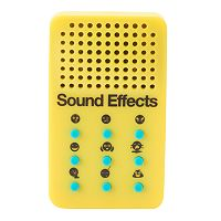 Sound Machine Get Emojinal Sound Effects