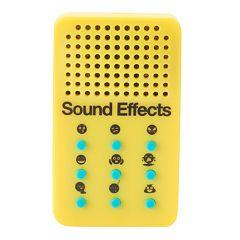 Sound Machine Get Emojinal Sound Effects