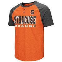 Men's Campus Heritage Syracuse Orange Spotter Henley