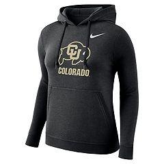 Women's Nike Colorado Buffaloes Fleece Hoodie