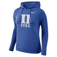 Women's Nike Duke Blue Devils Fleece Hoodie