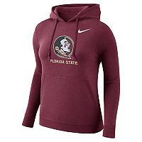 Women's Nike Florida State Seminoles Fleece Hoodie