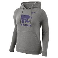Women's Nike Kansas State Wildcats Fleece Hoodie
