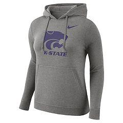 Women's Nike Kansas State Wildcats Fleece Hoodie