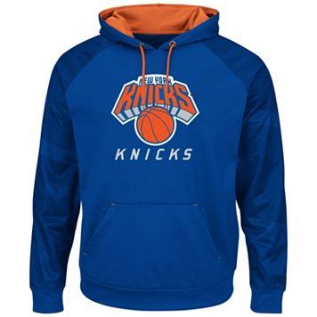 Boys 8-20 Majestic New York Knicks Pullover Fleece Hoodie