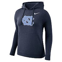 Women's Nike North Carolina Tar Heels Fleece Hoodie