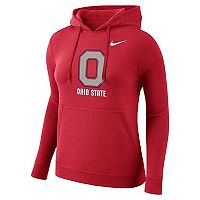 Women's Nike Ohio State Buckeyes Fleece Hoodie