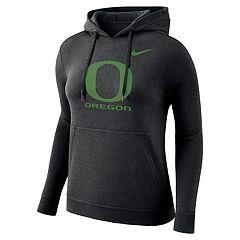 Women's Nike Oregon Ducks Fleece Hoodie