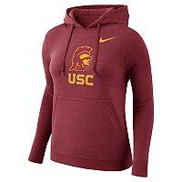 Women's Nike USC Trojans Fleece Hoodie